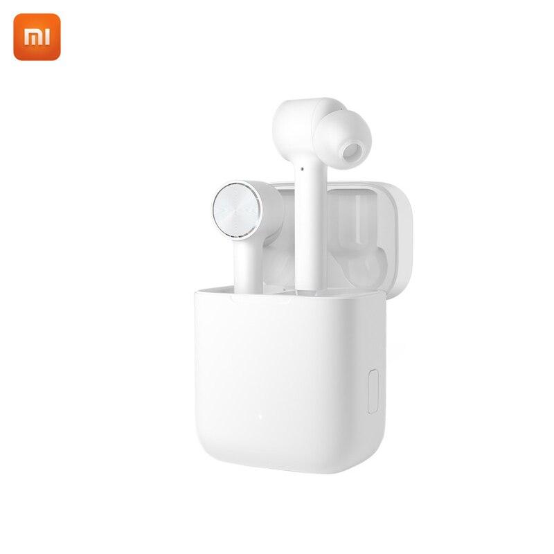 Xiaomi Mi Airdots pro Air СПЦ гарнитура Bluetooth True Беспроводной спортивные стереонаушники ANC переключатель ENC Авто пауза Управление