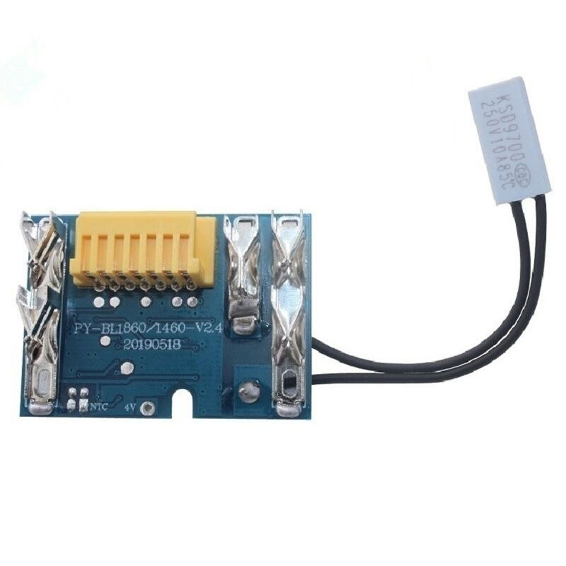18 в Батарея чип Замена платы PCB для Makita BL1830 BL1840 BL1850 BL1860