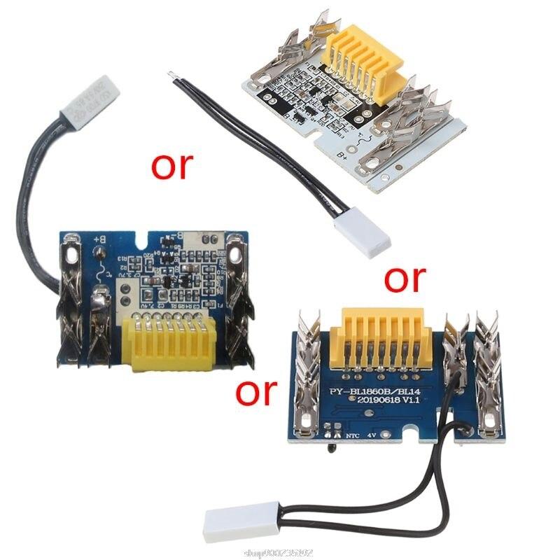18 в Батарея чип Замена платы PCB для Makita BL1830 BL1840 BL1850 BL1860 S21 20 Прямая поставка