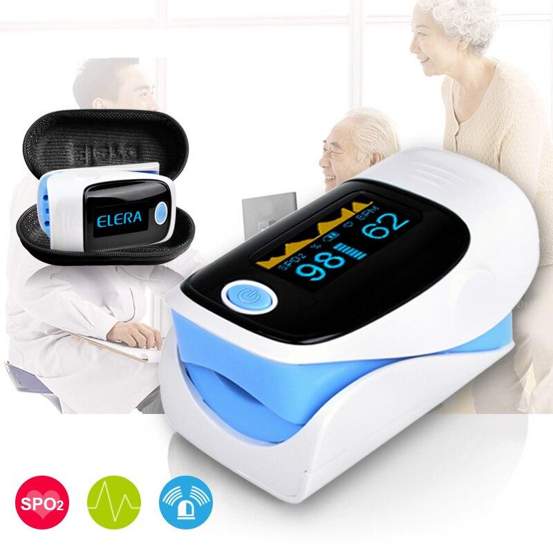 Цифровой оксиметр на палец, OLED Пульсоксиметр дисплей пульсиоксиmetro SPO2 PR oximetro de dedo, Оксиметр a палец