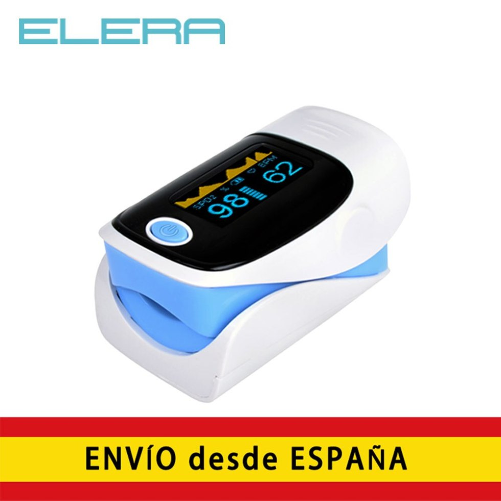 Испанский склад цифровой оксиметр на палец, OLED Пульсоксиметр дисплей pulsioximetro SPO2 PR oximetro de dedo, Оксиметр a палец