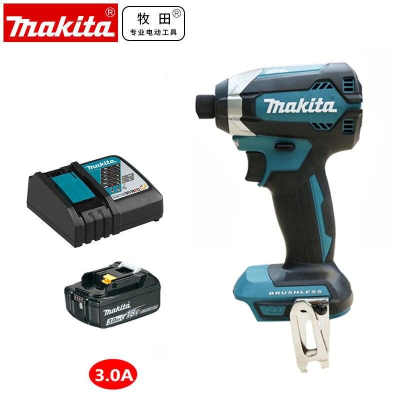 Makita DTD152Z Замена 18V LXT TD152D DTD152 DTD152RME DTD152RFE для DTD146Z DTD146 BTD146 BTD140 Аккумуляторный ударный драйвер 1