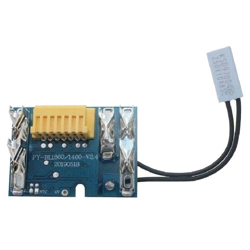 Замена 18В 3A Батарея чип печатная плата для Makita BL1830 BL1850 BL1860 ремонт