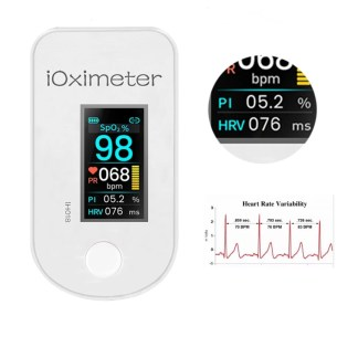 Продвинутый Пульсоксиметр iOximeter С Приложением Для Телефона