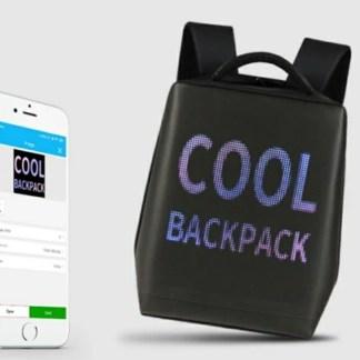 Рюкзак с LED экраном PHANTOM YS-4-01