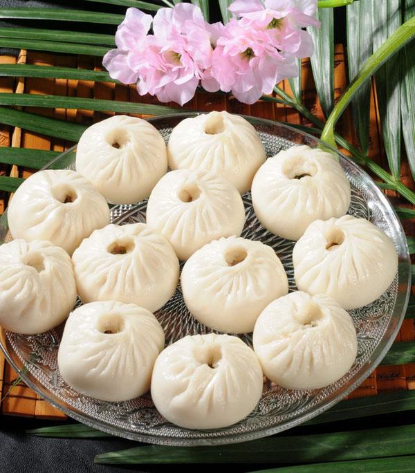 Baozi China Sichuan Food