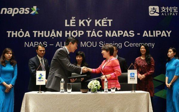 【News】アリペイ ベトナムの中央銀行と業務提携