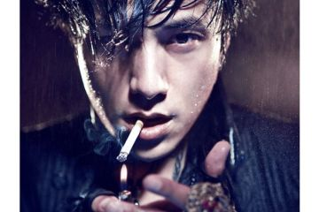 Actor Chen Kun as photographed by Chen Man for Harper's Bazaar China. Copyright belongs to Chen Man, all rights reserved