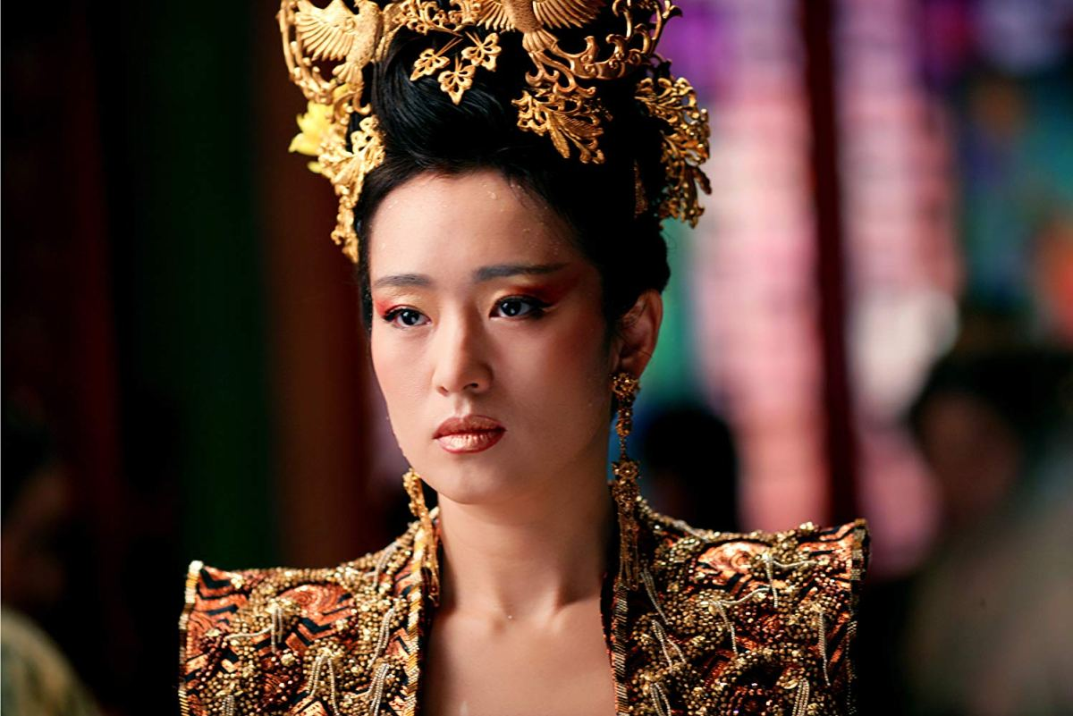 """Gong Li in """"Curse Of The Golden Flower,"""" 2006. All rights reserved"""