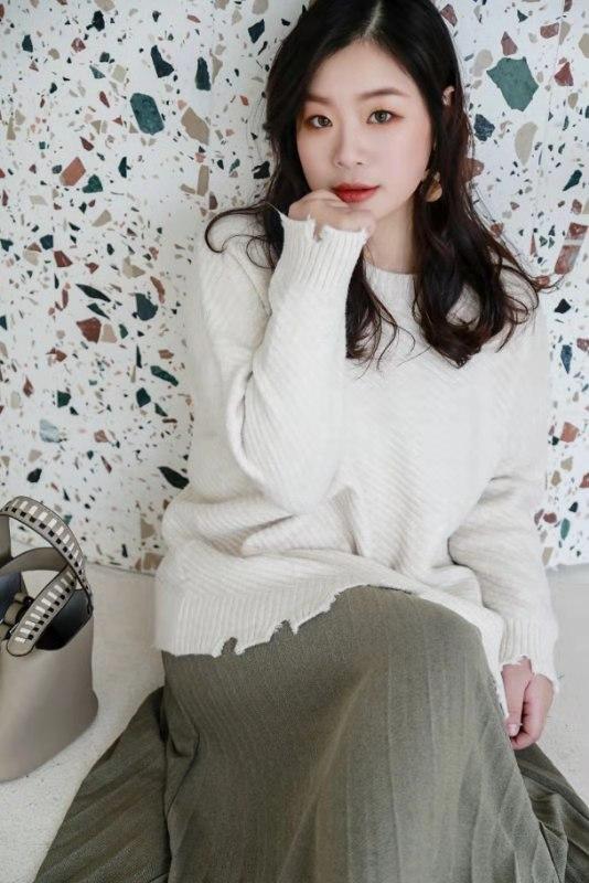Gu Leilei (顾蕾蕾 or just Teresa), founder of plus-size brand AB ALEI