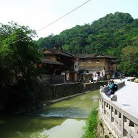 Taxia Village, a picturesque scene