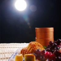 Mid-Autumn Festival, the Time to Eat Mooncakes