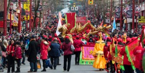 New Year-Parade