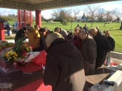 Qingming-Honoring