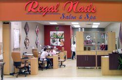 Nail Salon In Walmart Geetown Sc 55