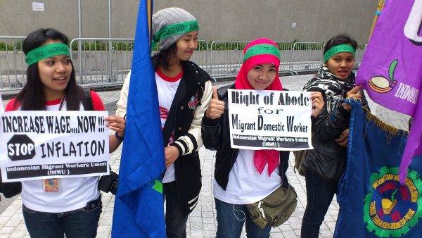 香港外勞的心聲   社會主義行動