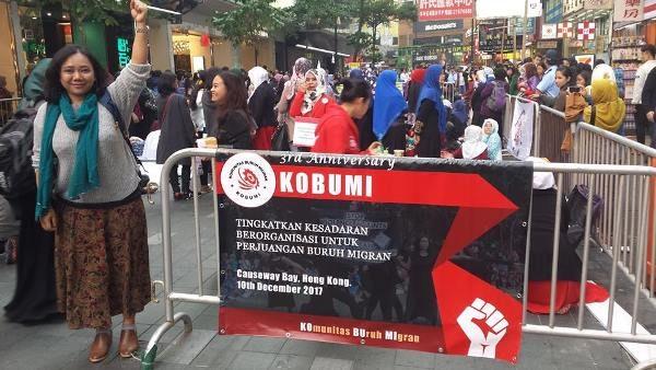 香港:外勞組織起來 捍衛自己的權利   社會主義行動
