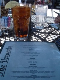Date Day~Lunch at The St. James Hotels Veranda Restaurant ...