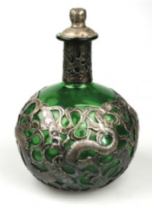 Wang Hing Green Perfume
