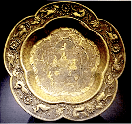 Chinese Export Silver Sung Dynasty
