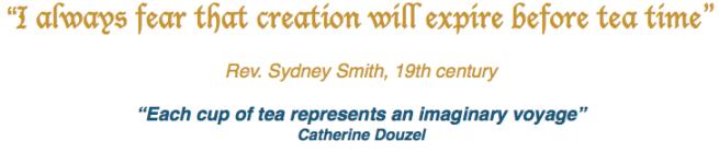 Sydney Smith and Catherine Douzel quotes