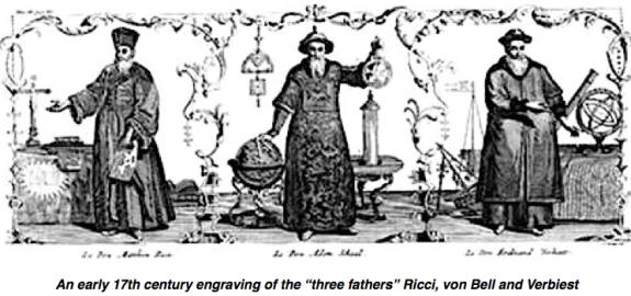 3 Jesuits fathers