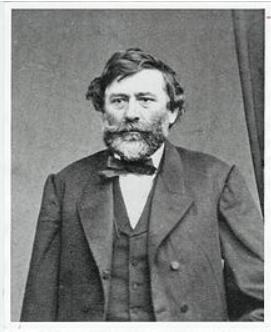 Colonel Agoston Haraszthy