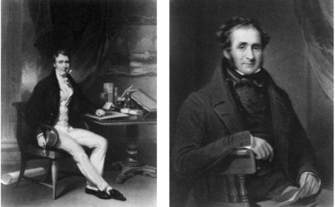 William Jardine & James Matheson