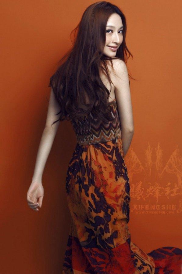Zhang Li 张俪 - chinese model - Chinese Sirens