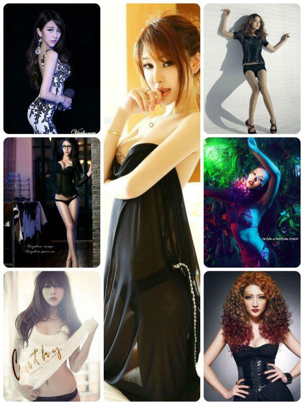 Best Chinese Fashion Models