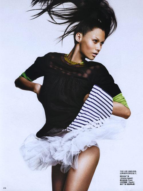 China Vogue June 07 - 02