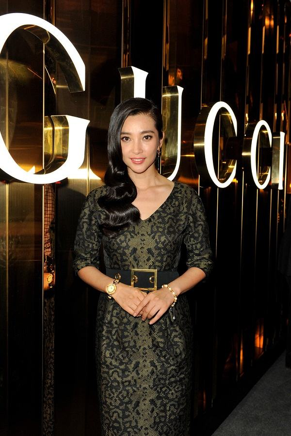 Li Bingbing Gucci photo (1)