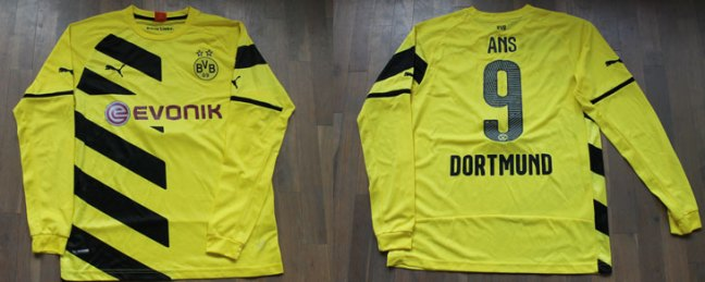borussia dortmund voetbalshirt kopen