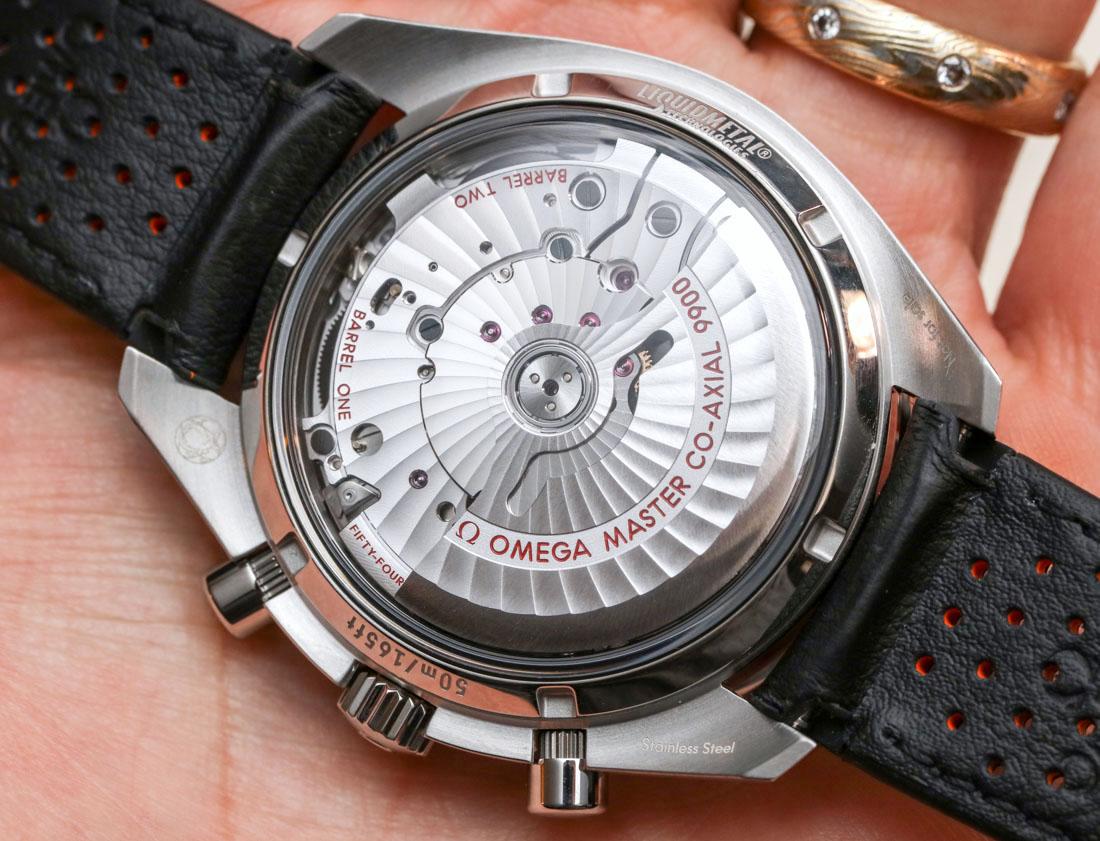 Omega Speedmaster Racing Master Chronometer 腕表評測   aBlogtoWatch