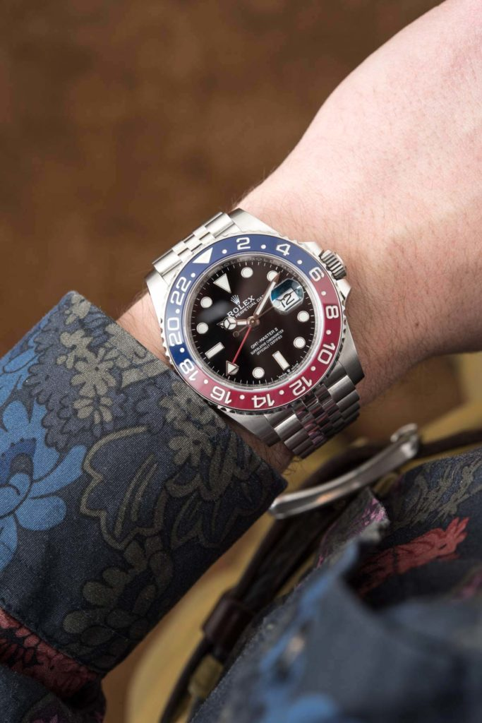 Rolex GMT-Master II 126710BLRO「百事圈」精鋼腕表評測 | aBlogtoWatch