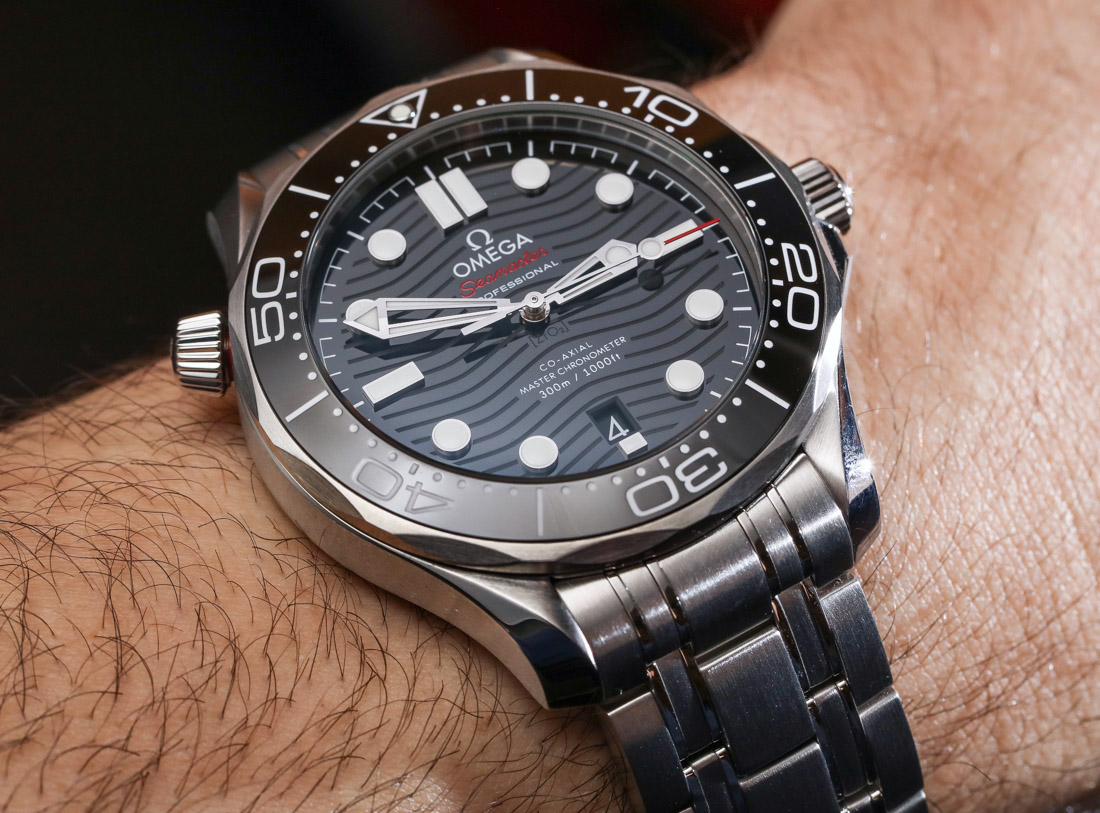 Omega Seamaster Diver 300M 2018 年最新版本腕表評測 | Page 2 of 2 | aBlogtoWatch