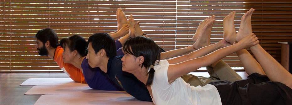 瑜伽班 – 8堂瑜伽體驗課程 - 香港靜坐瑜伽中心
