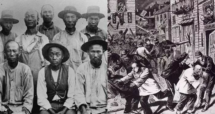 关于美国华人的历史,现状和将来的思考(连载二)