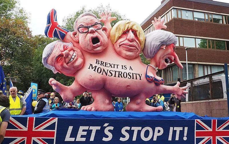 脱欧计划惨败,最长政府关门——英美两国陷入史上最混乱局面