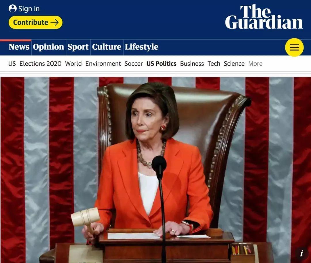 民主党走出关键一步!众议院正式启动弹劾特朗普调查程序 | 彦子追踪