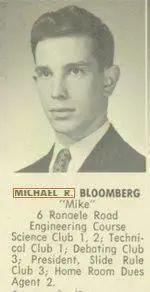 迈克尔·布隆伯格: 一个实干家的传奇 (一)