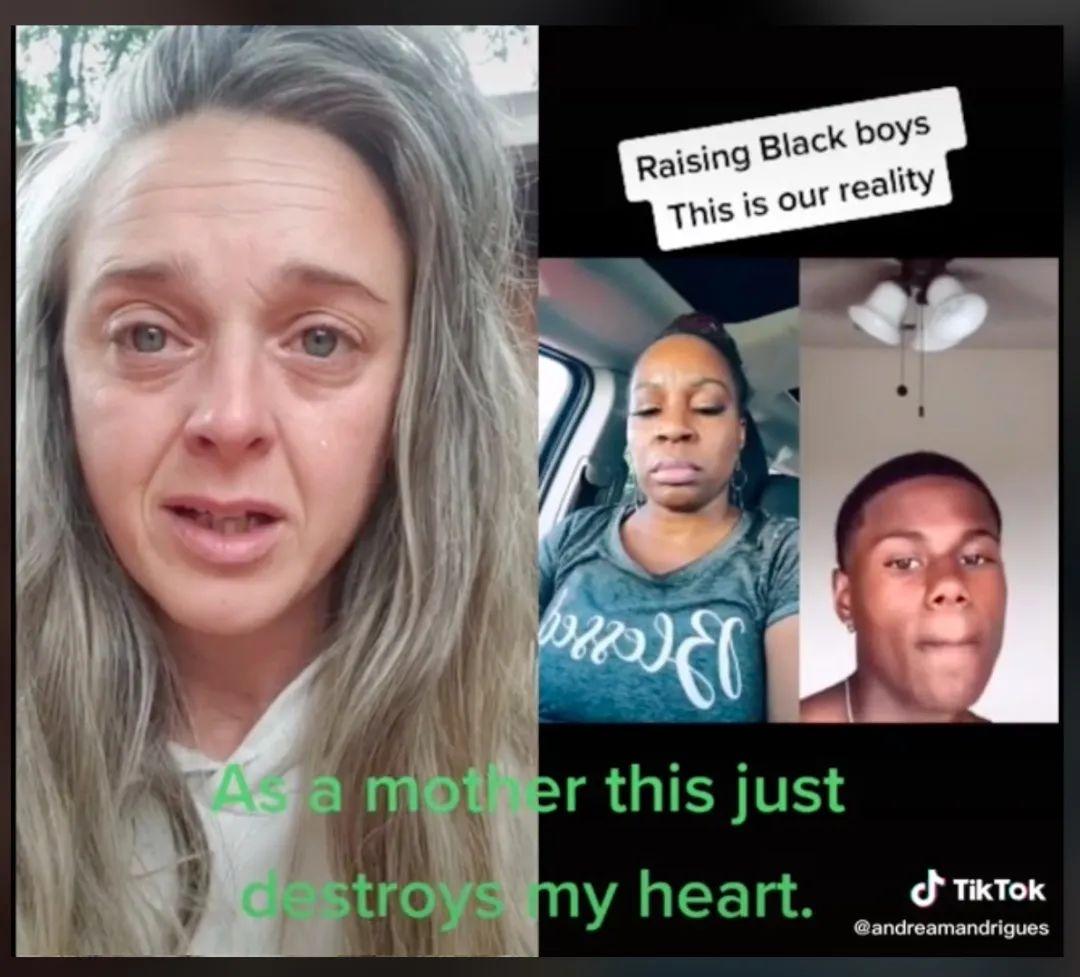 心痛!18岁黑人孩子的视频分享妈妈的16条不成文戒律   图姐