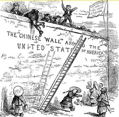 寻觅历史的韵脚——再次处于时代漩涡中的美国华人