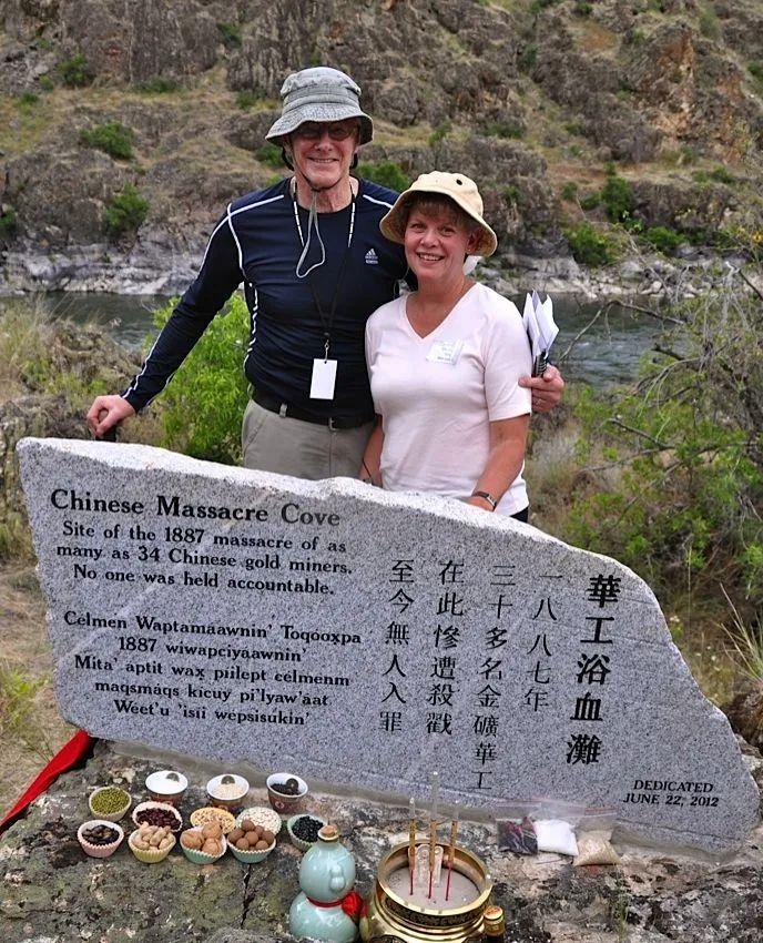 还原华人惨遭屠杀真相的美国记者谈美国大选   专访