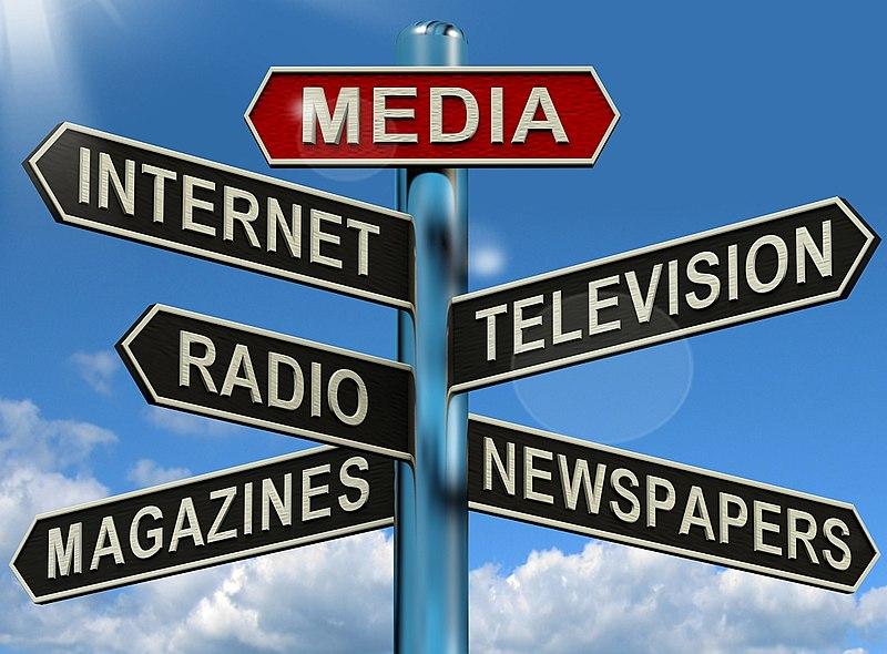 【时政大视野】第17期:主流媒体与自媒体之区别