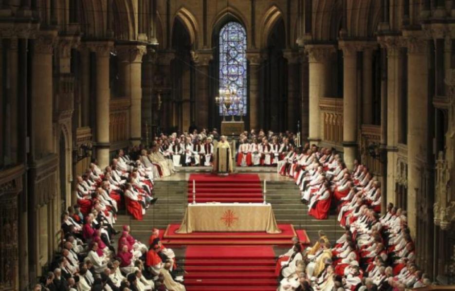 英國圣公會接納變性人士 主教稱LGBT不是罪引質疑 | 基督郵報