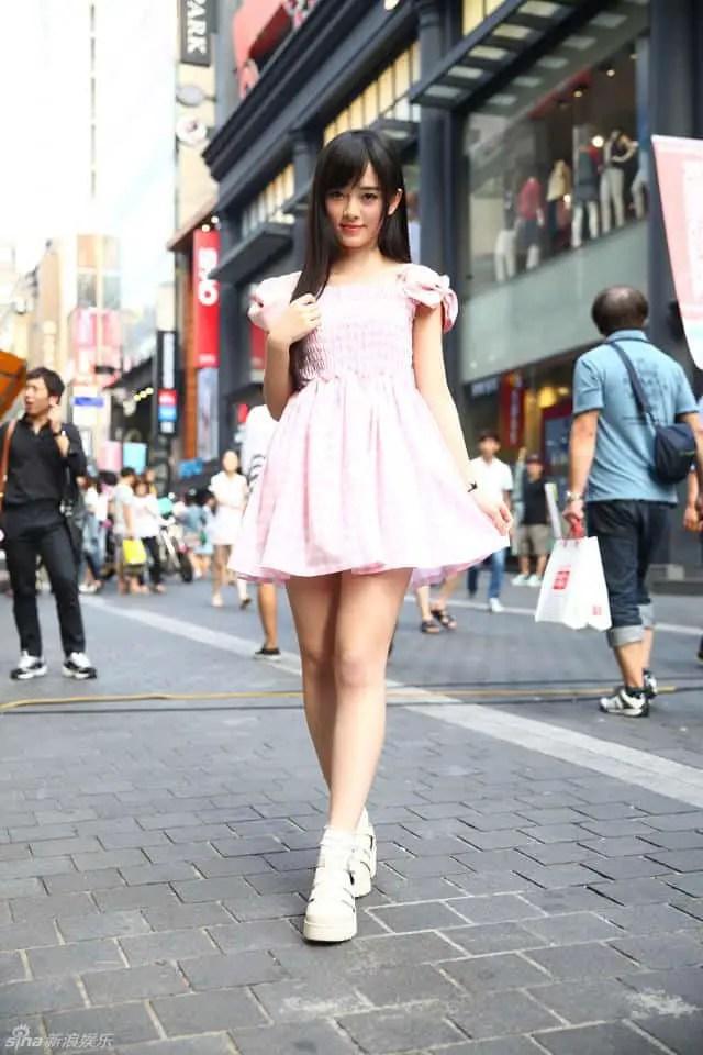 Most Beautiful Chinese Women鞠婧袆 8