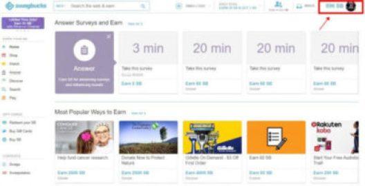 6 - 网上赚钱最靠谱方法之Swagbucks 附网赚攻略秘籍