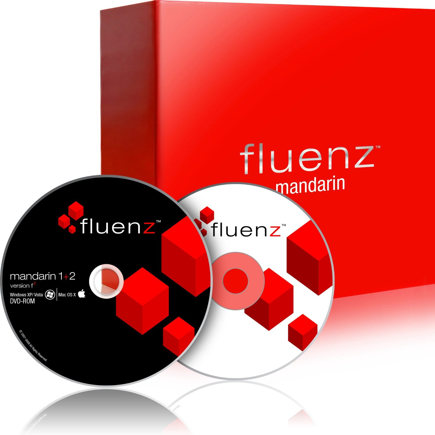 Fluenz Chinese Review