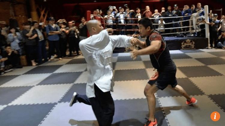 """A la demande générale : """"tradition"""" contre """"modernité"""" dans les arts martiaux chinois"""